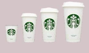 size of travel Mug