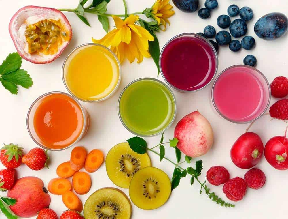 Antioxidant Drinks