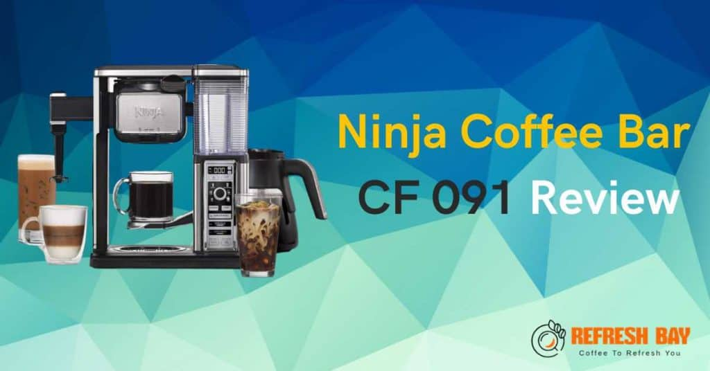 Ninja Coffee Bar cf091 Review