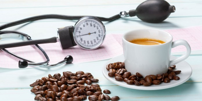 Is coffee good for high Blood Pressure?