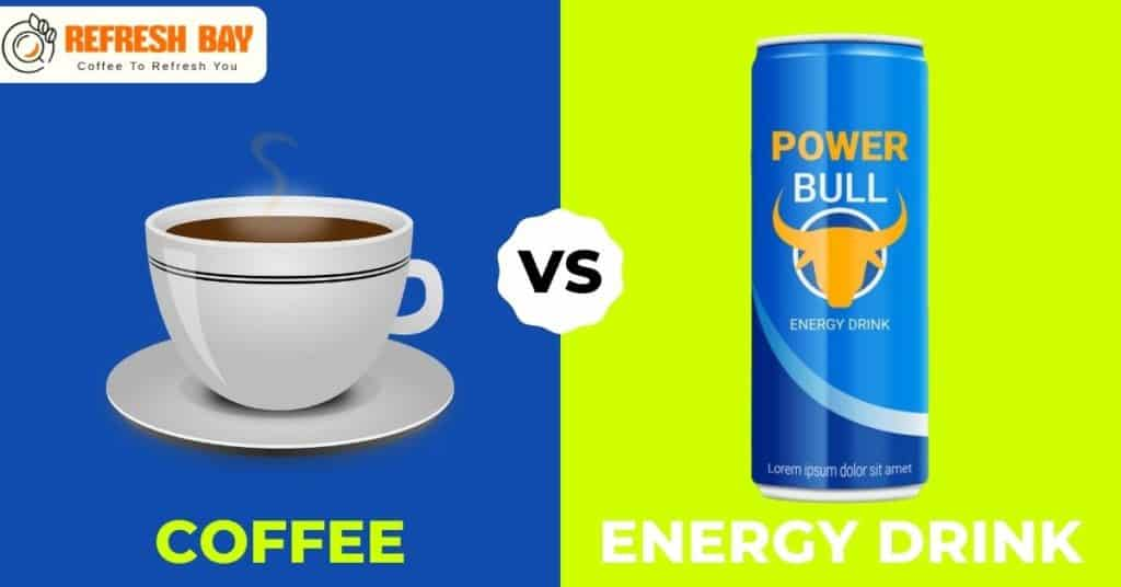 Energy Drink vs Coffee